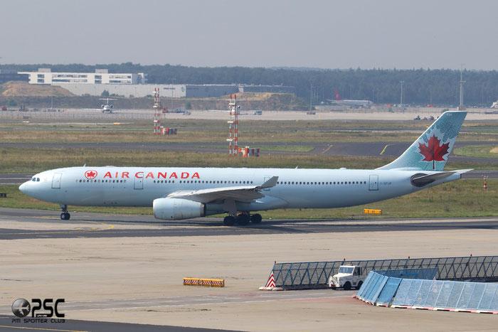C-GFUR A330-343X 344 Air Canada @ Frankfurt Airport 25.07.2014 © Piti Spotter Club Verona