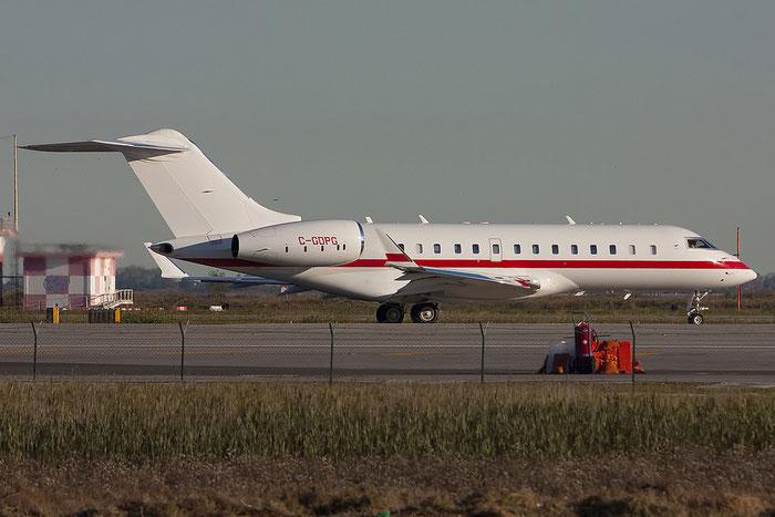 C-GDPG Global 5000 9178 Execaire @ Venice Airport 07.11.2012 © Piti Spotter Club Verona