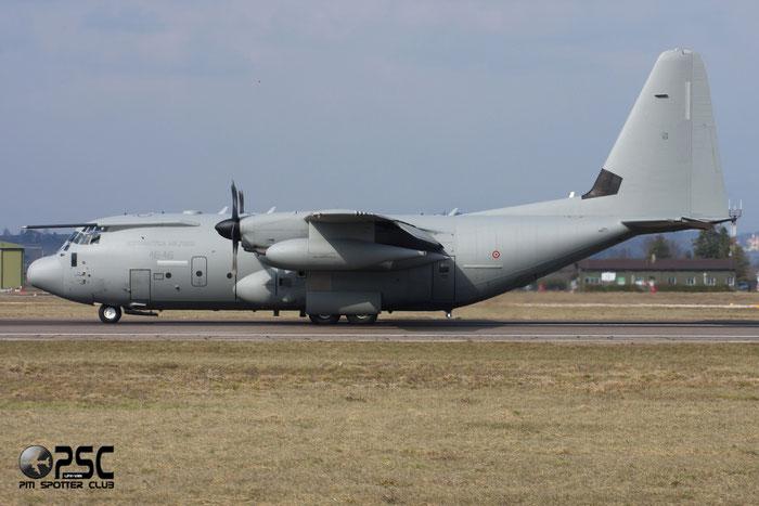 MM62181  46-46  KC-130J  5510  50° Gruppo TM @ Aeroporto di Verona   © Piti Spotter Club Verona