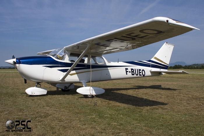 F-BUEQ Cessna 172S C172 @ Aeroporto Verona Boscomantico © Piti Spotter Club Verona