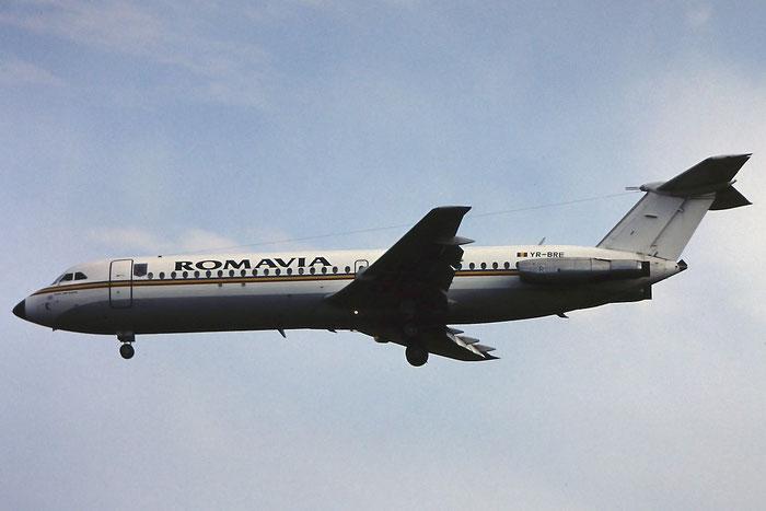 YR-BRE BAe111-561RC 405 Romavia @ Aeroporto di Verona - © Piti Spotter Club Verona