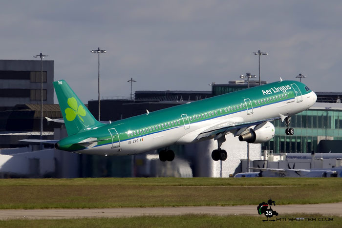 EI-CPG A321-211 1023 Aer Lingus @ Manchester Airport 21.06.2015  © Piti Spotter Club Verona
