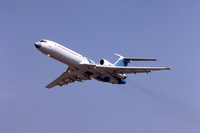 cn 0896 Tu-154M EW-85741 - Belavia - Belarus Airlines @ Aeroporto di Verona © Piti Spotter Club Verona