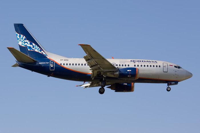 VP-BRG B737-53C 24826/2041 Nordavia - Regional Airlines @ Rimini Airport 20.08.2011 © Piti Spotter Club Verona