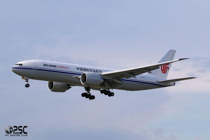 B-2097 B777-FFT 44680/1188 Air China Cargo @ Frankfurt Airport 25.07.2014 © Piti Spotter Club Verona