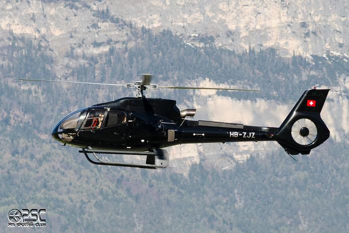 HB-ZJZ Eurocopter EC-130 B4 EC30 3842 H1T 4B4307 Air Glaciers SA, Sion @ Aeroporto di Bolzano © Piti Spotter Club Verona