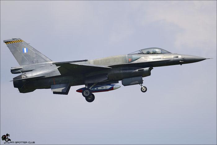 536   F-16C-52+-CF  XK-37  340 Mira © Piti Spotter Club Verona