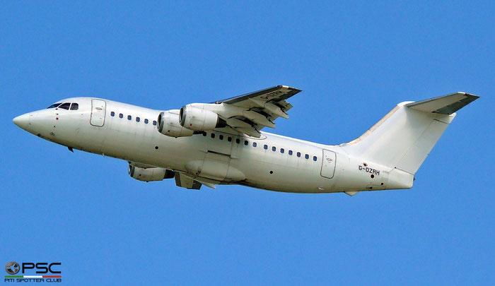G-OZRH BAe146-200 E2047 Flightline (UK) @ Aeroporto di Verona   © Piti Spotter Club Verona