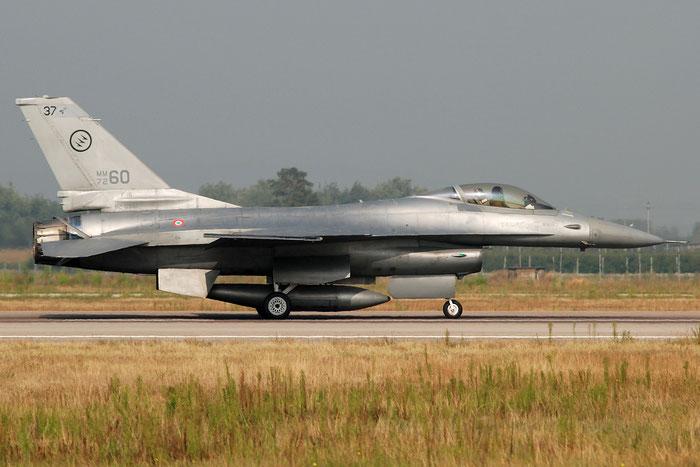 MM7260   F-16A-15-CF ADF  M22-25/61-590 @ Aeroporto di Verona   © Piti Spotter Club Verona