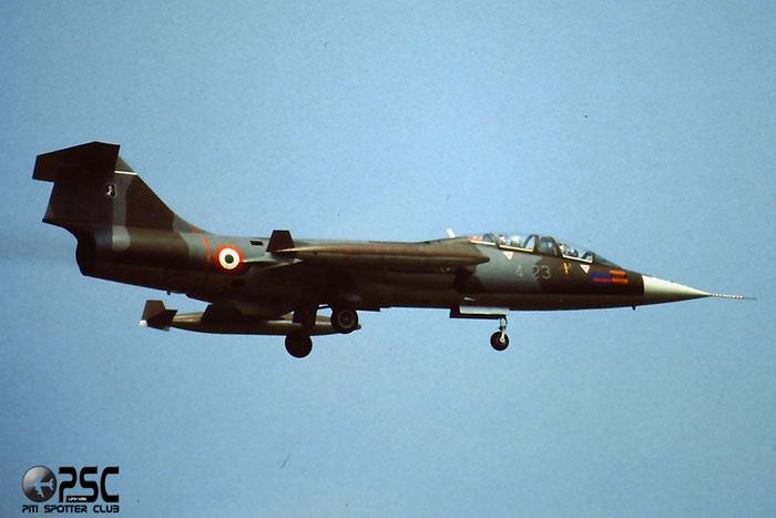 MM6740  4-1/4-23  F-104S-ASA-M  1040 @ Aeroporto di Verona   © Piti Spotter Club Verona