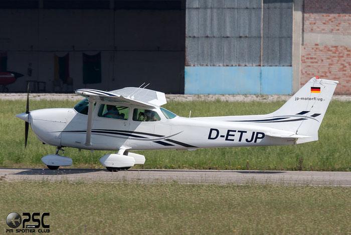 D-ETJP Cessna 172P Skyhawk C172 17274263 @ Aeroporto Verona Boscomantico © Piti Spotter Club Verona
