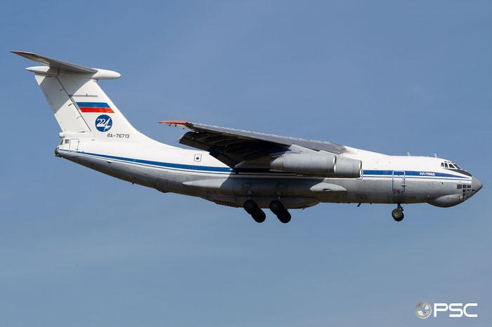 RA-76713 0063474193  Il-76MD  RA-76713  Russian Air Force © Piti Spotter Club Verona