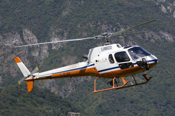I-ELBR - Untitled Eurocopter AS-350B-2 Ecureuil @ Aeroporto di Trento © Piti Spotter Club Verona