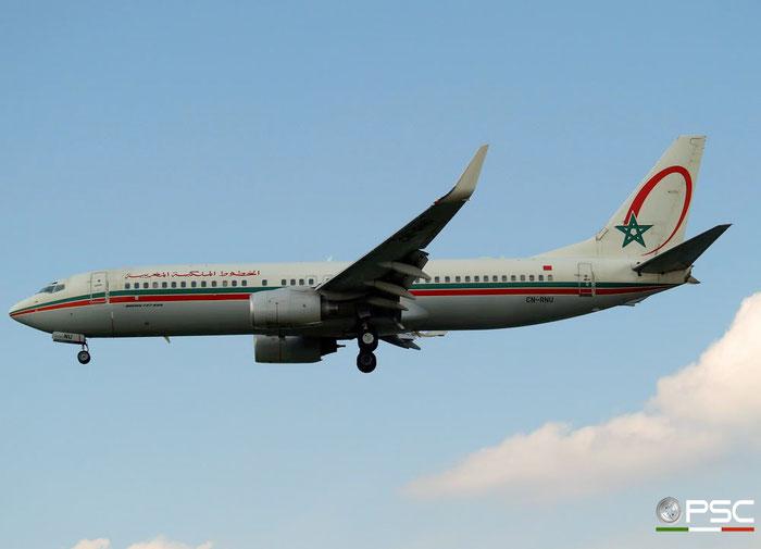 CN-RNU B737-8B6 28987/1095 Royal Air Maroc @ London Heathrow Airport 05.05.2007 © Piti Spotter Club Verona