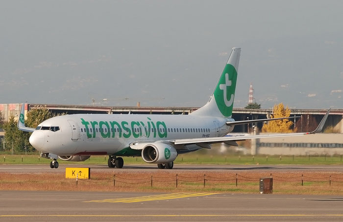 PH-HSC  B737-8K2  34173/3266  Transavia Airlines  @ Aeroporto di Verona 11.2020  © Piti Spotter Club Verona
