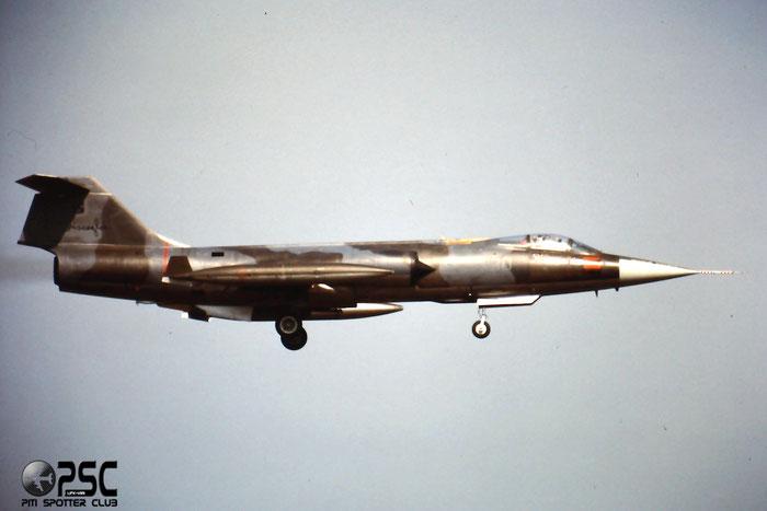 Gli F-104 del Terzo Stormo: 3-30 -  @ Aeroporto di Verona   © Piti Spotter Club Verona