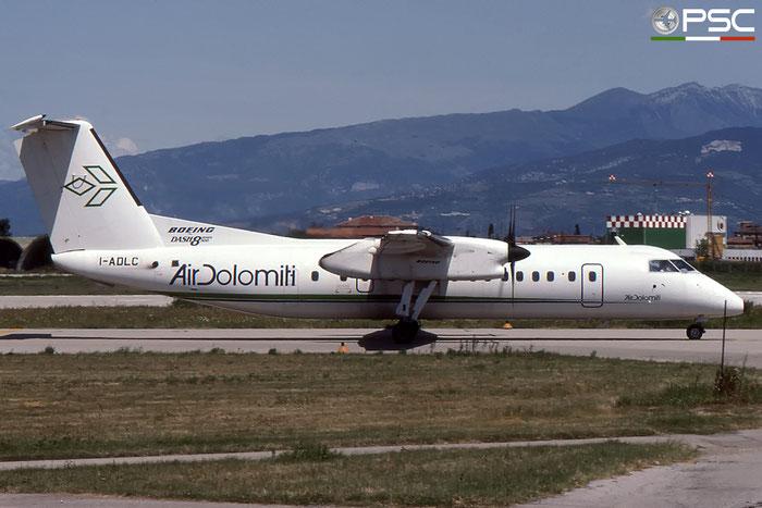 I-ADLC DHC-8-314B 250 Air Dolomiti © 2018 courtesy of Marco Ceschi - Piti Spotter Club Verona