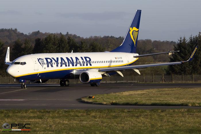 EI-FZF B737-800 44779/6321 Ryanair @ Edinburgh Airport 04.04.2017 © Piti Spotter Club Verona