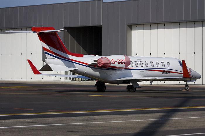 G-DDDJ Learjet 45XR 45-404 RCS Trading Corp. Ltd. @ Rimini Airport 21.07.2012 © Piti Spotter Club Verona