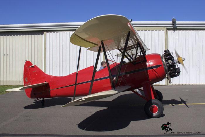NC30143 Private Waco Classic Aircraft Corp UPF-7 @ Boeing Field Airport 22.09.2015 © Piti Spotter Club Verona