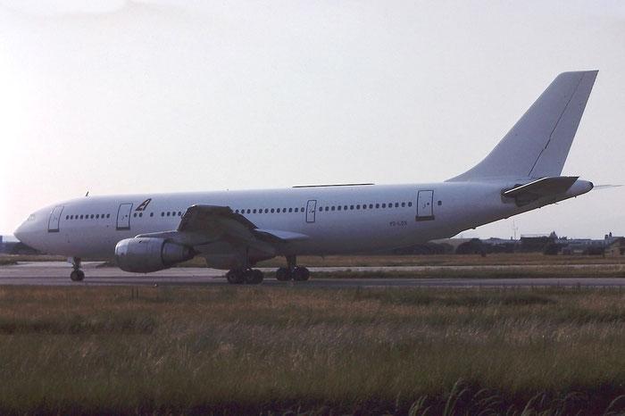 V2-LDX  A300B4-203  204  Caribjet Inc.  @ Aeroporto di Verona © Piti Spotter Club Verona