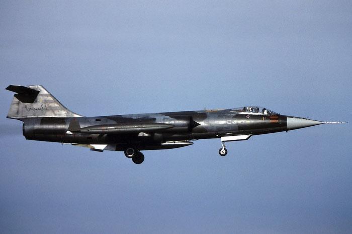 Gli F-104 del Terzo Stormo: 3-52 -  @ Aeroporto di Verona   © Piti Spotter Club Verona