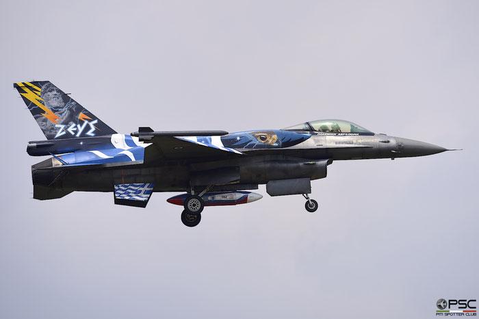 523   F-16C-52+-CF  XK-24  340 Mira © Piti Spotter Club Verona