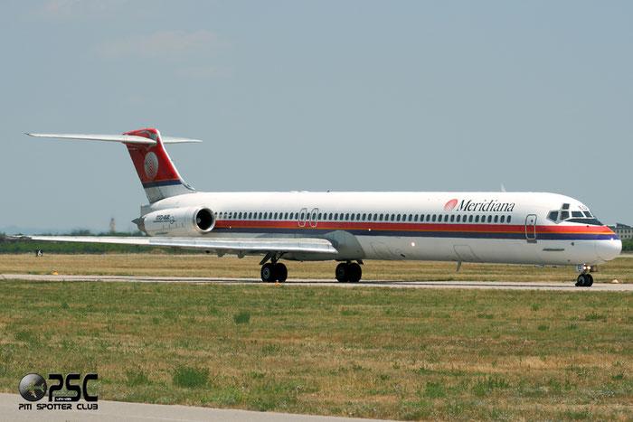 I-SMED  MD-83  53182/2068  Meridiana  @ Aeroporto di Verona © Piti Spotter Club Verona