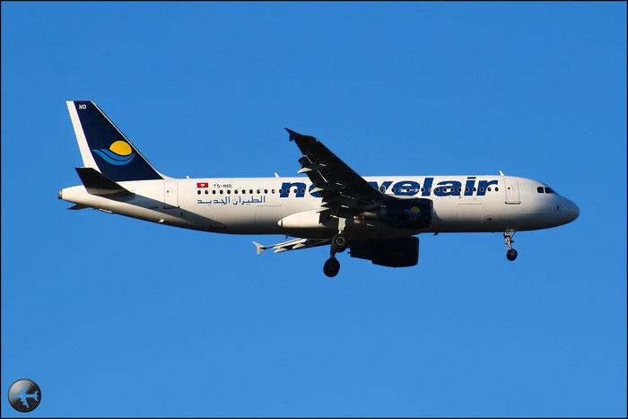TS-INO A320-214 3480 Nouvelair Tunisie @ Milano Malpensa Airport 31.01.2015 © Piti Spotter Club Verona