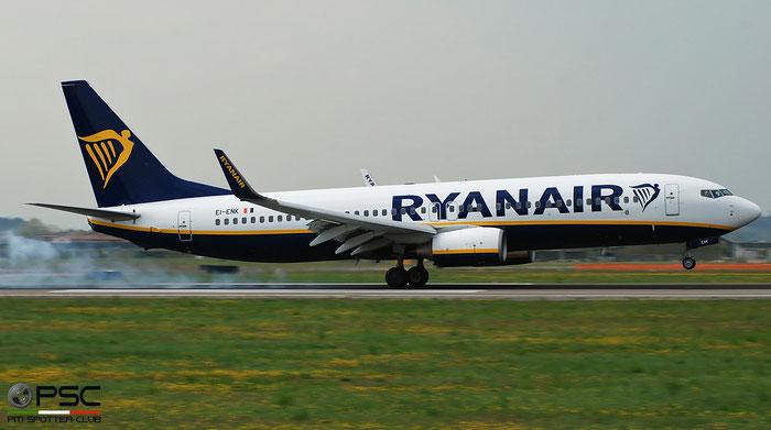 EI-ENK B737-8AS 40303/3524 Ryanair @ Aeroporto di Verona 04.2019  © Piti Spotter Club Verona