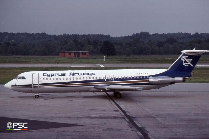 5B-DAH BAe111-537GF 258 Cyprus Airways (1947) © 2018 courtesy of Marco Ceschi - Piti Spotter Club Verona