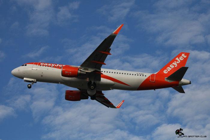G-EZWZ  A320-214  6353  easyJet @ Aeroporto di Verona 2020 © Piti Spotter Club Verona