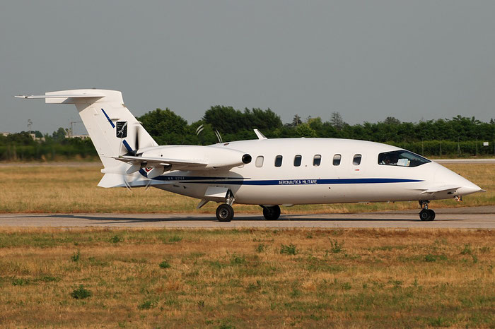 MM 62164- Italy - Air Force - Piaggio P-180AM Avanti - MM62164 @ Aeroporto di Verona © Piti Spotter Club Verona