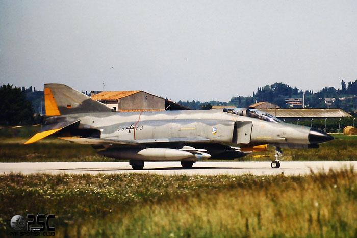 38+73   F-4F-59-MC  4791 @ Aeroporto di Verona   © Piti Spotter Club Verona