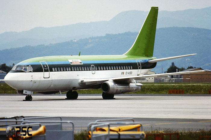 EI-ASD  B737-248C  20219/208  Alitalia  @ Aeroporto di Verona © Piti Spotter Club Verona