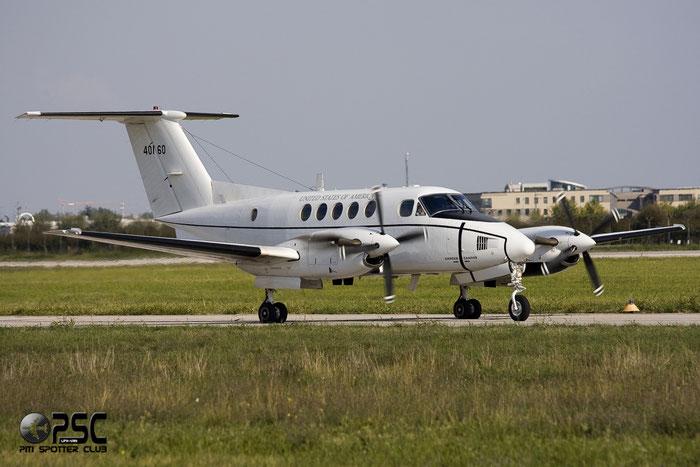 84-00160  Co A(-)  C-12U-3  BL-90  6-52nd AVN @ Aeroporto di Verona   © Piti Spotter Club Verona