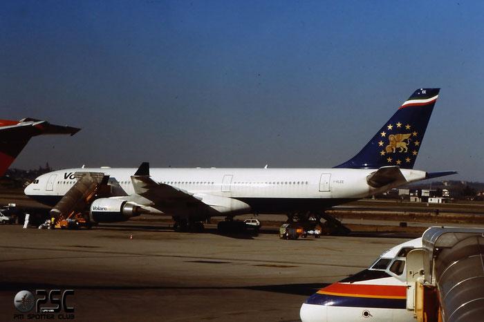 I-VLEE  A330-202  272  Volare Airlines  @ Aeroporto di Verona © Piti Spotter Club Verona