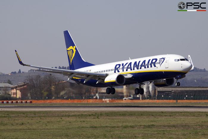 EI-FRP B737-8AS 62692/5915 Ryanair @ Aeroporto di Verona 04.2019  © Piti Spotter Club Verona