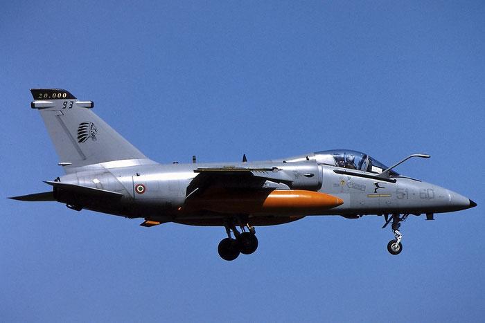 MM7174  51-60  AMX ACOL  IX086  GEA 51° Stormo @ Aeroporto di Verona   © Piti Spotter Club Verona