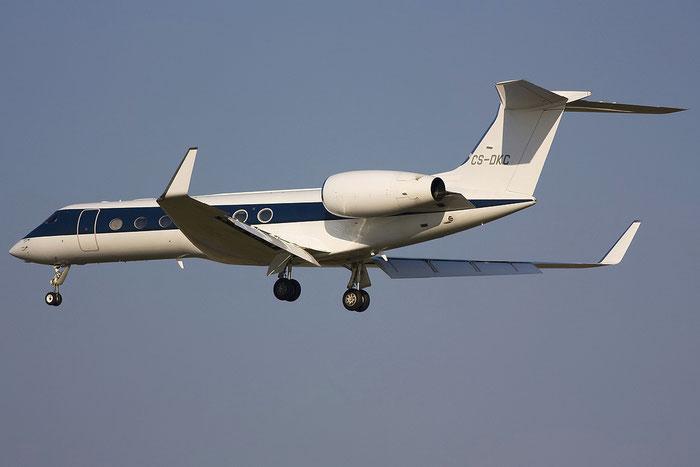 CS-DKC G550 5057 NetJets Europe @ Venice Airport 16.06.2012 © Piti Spotter Club Verona
