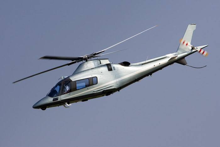 I-RRFF  Agusta A109E Power ( c/n 11685 ) - mfg: 2006   © Piti Spotter Club Verona