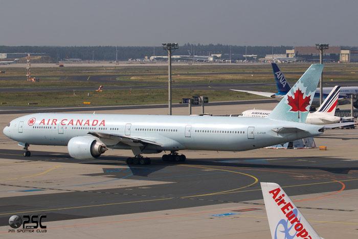 C-FIUR B777-333ER 35242/649 Air Canada @ Frankfurt  Airport 25.07.2014 © Piti Spotter Club Verona