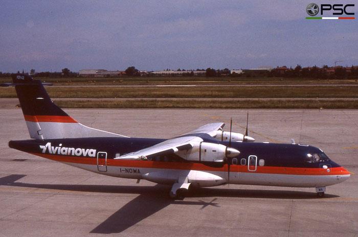 I-NOWA ATR42-300 051 Avianova © 2018 courtesy of Marco Ceschi - Piti Spotter Club Verona