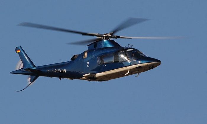 D-HABM Agusta A109E Power ( c/n 11080 ) - mfg: 2001 @ Aeroporto di Verona 11.2020 © Piti Spotter Club Verona