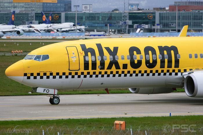 D-AHFO B737-8K5 27987/499 TUIfly @ Frankfurt Airport 2009  © Piti Spotter Club Verona