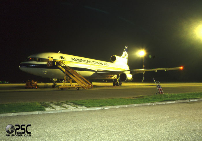 N190AT  L-1011-50  193C-1086  American Trans Air - ATA  @ Aeroporto di Verona © Piti Spotter Club Verona