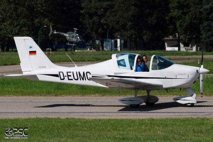 D-EUMC - Private - Tecnam P.2002-J Series @ Aeroporto di Bolzano © Piti Spotter Club Verona