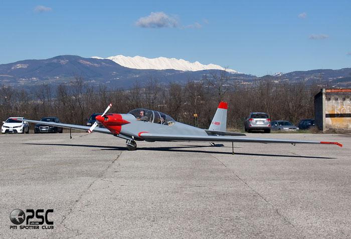 I-GEDE - Fournier RF-5 @ Aeroporto Verona Boscomantico © Piti Spotter Club Verona