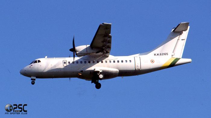 MM62165  GF-13  ATR42-400MP  500  GEA @ Aeroporto di Verona   © Piti Spotter Club Verona