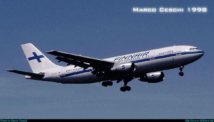 OH-LAB A300B4-203 302 @ Aeroporto di Verona © Piti Spotter Club Verona